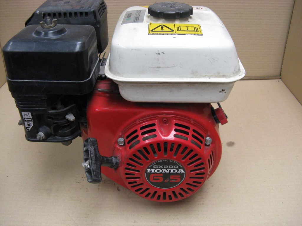 Honda GX 200 5.5 pk 4 takt losse motor