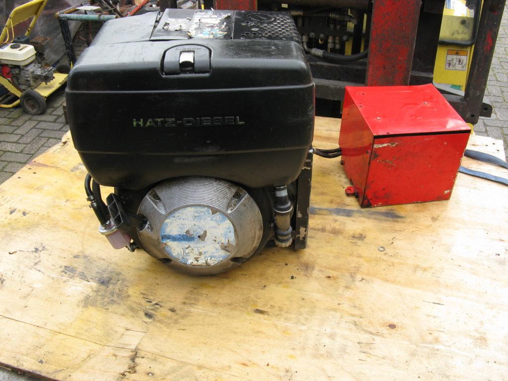 Hatz 1b30 dieselmotor