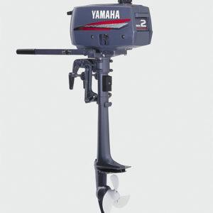Yamaha 2 B 6A0 6A2 2 takt 1980 - 2003